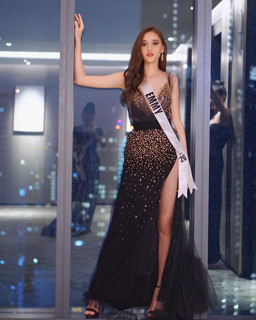 เอมมี่ มิสยูนิเวิร์สไทยแลนด์ 2020